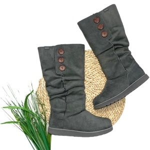 Skechers • Gray Keepsake Freezing Point Boot 6.5
